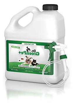 Dr. GreenPet All Natural Flea And Tick Prevention And Contro