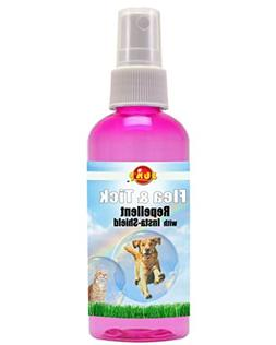 Jump Flea Spray and Tick Prevention By 100% All Natural with
