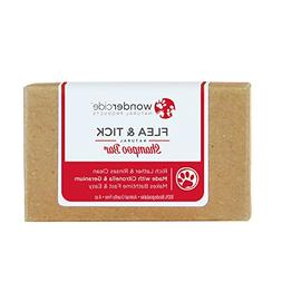 Wondercide Natural Flea & Tick Shampoo Bar for Dogs & Cats t