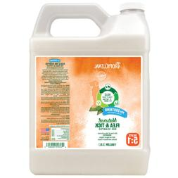 TropiClean Flea & Tick Soothing Shampoo for Dogs, 1 Gallon,