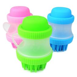 <font><b>Dog</b></font> Bath Brush Comb Cleaning Bath Massag