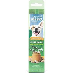 TropiClean Fresh Breath Peanut Butter Flavor Clean Teeth Gel