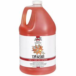 Fresh Pet Shampoo Concentrate Gallon Dog & Cat Professional