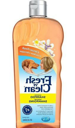 Fresh Scented Dog Shampoo​, Helps Remove Mats & Tangles 18