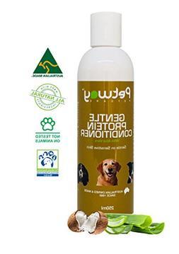 PETWAY Petcare Gentle Protein Conditioner with Aloe Vera –