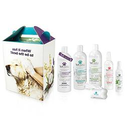 Lillian Ruff Gifts for Dog Lovers Set - Variety Pack of Sham
