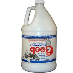 GROOMER'S GOOP Glossy Coat Pet Conditioner with Pump, 1-Gall