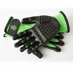 HandsOn Gloves Jr Green