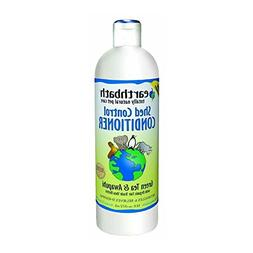 Earthbath All Natural Green Tea Conditioner Shed Control for