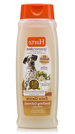 Hartz Groomer's Best Oatmeal Dog Shampoo