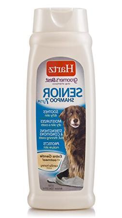 HARTZ Groomer's Best Senior Dog Shampoo