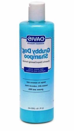 Davis Grubby Dog Dog Cat Pet Shampoo 12 oz. 355ml