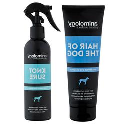 Animology Hair of the Dog Anti-Tangle Shampoo & Knot Sure de