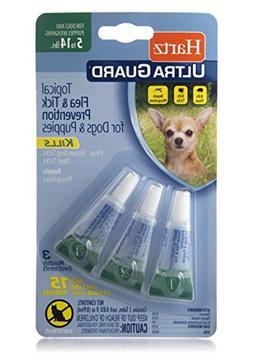 Generic Hartz Ultra Guard Flea & Tick Drops For Dogs And Pup