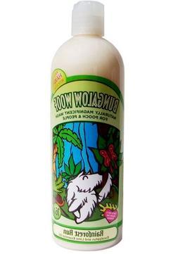 Hawaiian Bubble Shack Bungalow Woof Dog Wash Rainforest Run