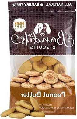 Bandit's Biscuits All Natural Healthy Grain Free Dog Treats