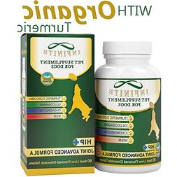 All-Natural Hip & Joint Supplement for Dogs - with Glucosami
