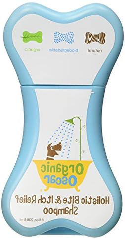 Holistic Bite & Itch Relief Dog Shampoo - 8 ounce