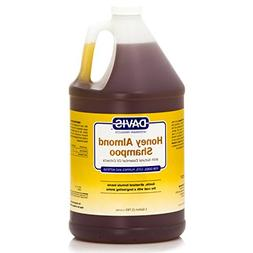 Davis Honey Almond Cat Dog Pet Shampoo 1 Gallon. 3.79 L
