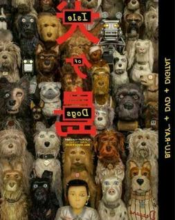 Isle of Dogs  w/ Slipcover New  B117