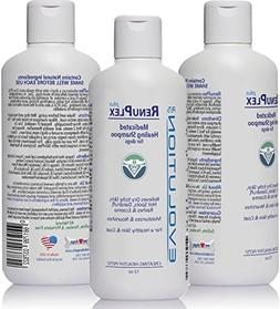 Evolution Pets Best Itchy Dog Shampoo. RenuPlex Plus Medicat