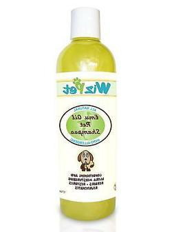 Itchy Dog Shampoo - All Natural Emu Oil Best for Dry, Sensit