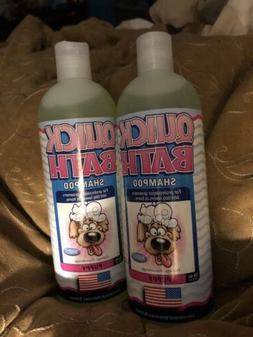 IVS Quick Bath Tearless Puppy Shampoo 16 oz.
