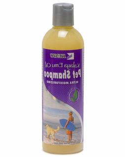Kenic Kalaya Emu Oil Pet Shampoo for Dogs Helps reduce infla