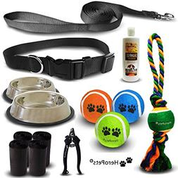 HeroPets Accessories Kit for Large Dogs includes: Large size