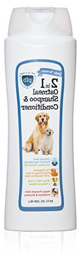 Creative Pet Group 2-in-1 Oatmeal Shampoo and Conditioner fo