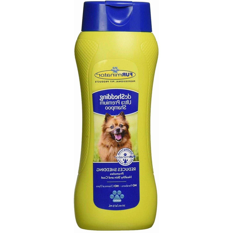Premium Shampoo Reduce Shedding