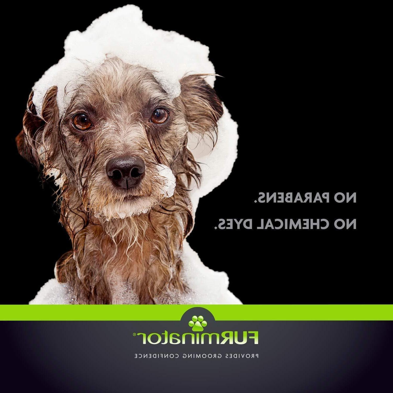 16-Ounce Furminator Premium Shampoo Reduce Shedding