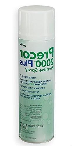 Precor 2000 Plus Premise Spray Flea Control-2 Cans