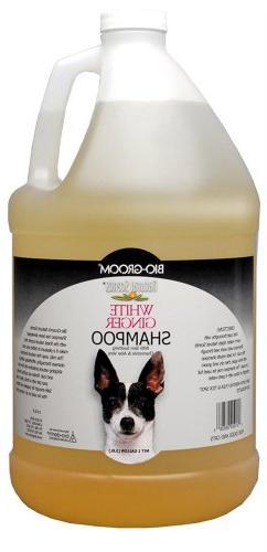Bio-groom 28528 1 gallon Natural Scents White Ginger Shampoo