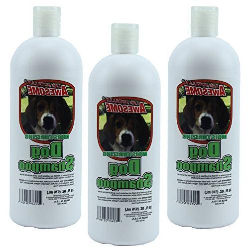 Jumbo Package Moisturizing Dog Hair Skin Conditioners Shamp