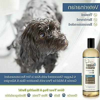 4-Legger All Natural Dog Shampoo