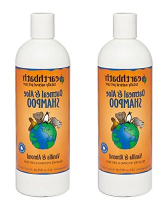 84002 2 all natural shampoo 2 pack