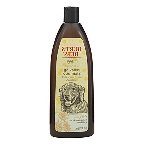 Burt's Relieving Shampoo size: 16 Fl Oz