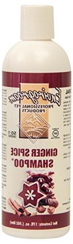 Envirogroom Ginger Spice Shampoo, 17 oz.