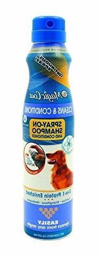 Four Paws Magic Coat Cleans and Conditions 2-in-1 Protein En