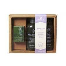 Paul Mitchell Tea Tree Lavender Mint Set / Moisturizing Sham