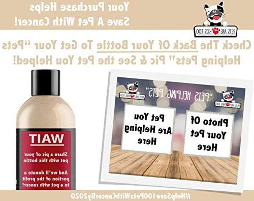 Pet & Smelly Puppy Cat Wash, & Hypoallergenic! For Allergies, Itchy, Irritated Smells