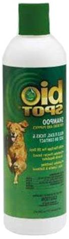 Bio Spot Active Care Flea & Tick Shampoo Dogs, Size: 12 Ounc