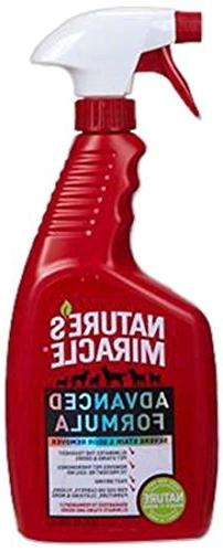 Nature's Miracle Advanced Stain and Odor Remover 24-oz bottl