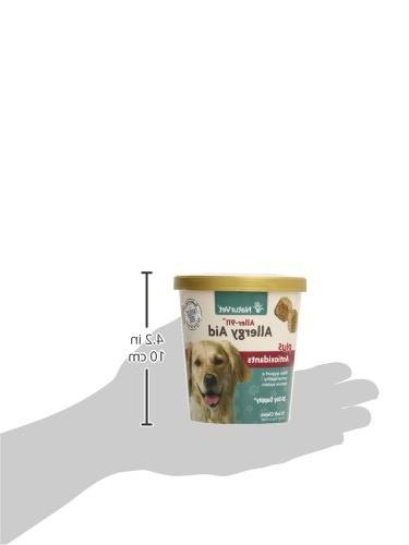 NaturVet Aller-911 Aid Supplement, a Healthy System for by