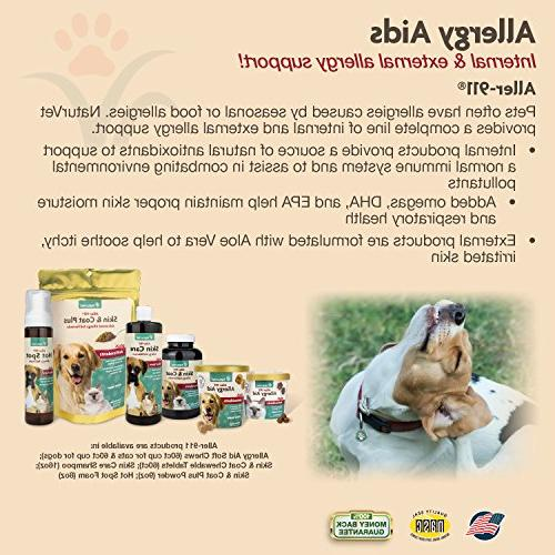NaturVet Supplement, Health Antioxidants, Support a System for Your Dog, Made by