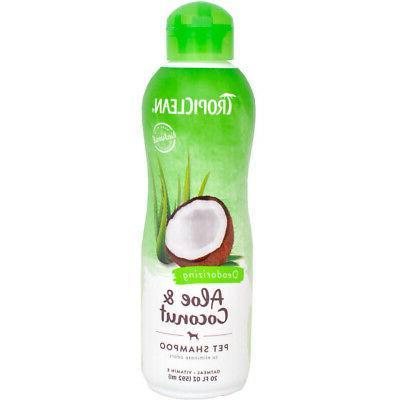 aloe moist shampoo scent