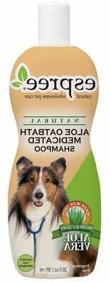 Espree Aloe Oatbath Medicated Shampoo, 20 oz