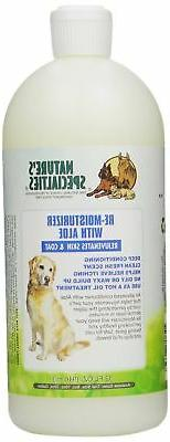 Nature's Specialties Aloe Remoisturizer Pet Conditioner, 32-