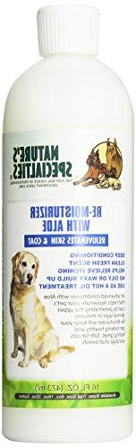 Nature's Specialties Aloe Remoisturizer Pet Conditioner, 16-